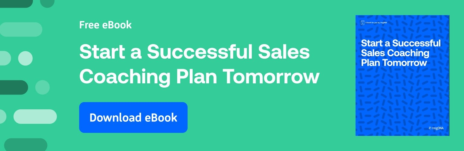 Start a Successful Sales Coaching Plan Tomorrow download ebook