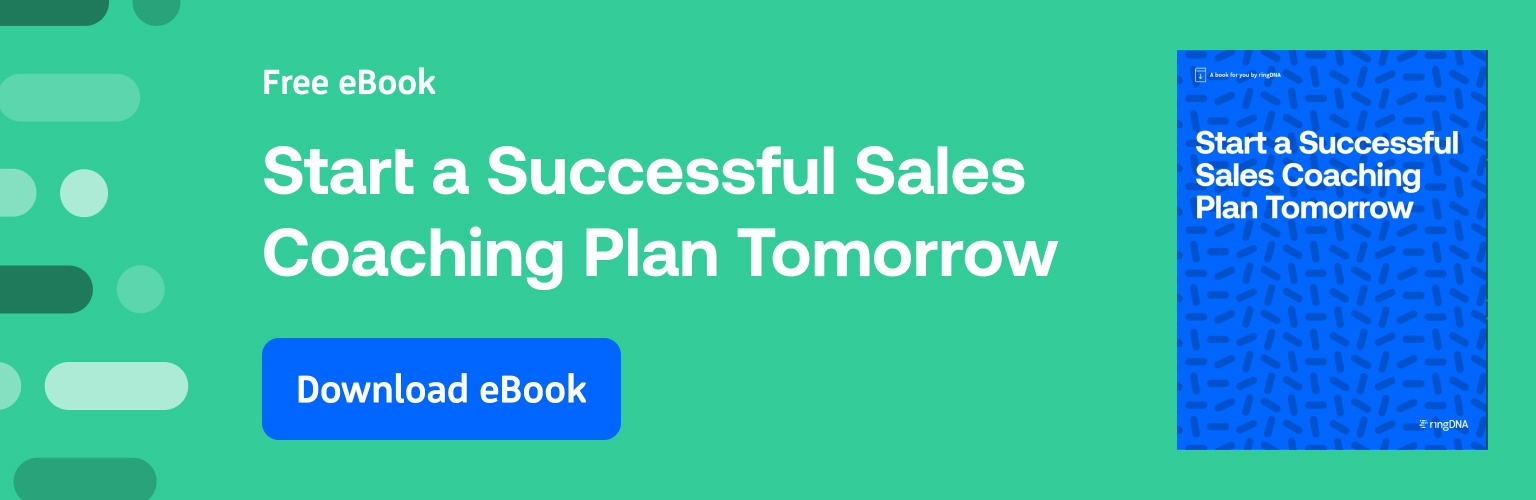 Start A Successful Sales Coaching Plan Tomorrow ebook download