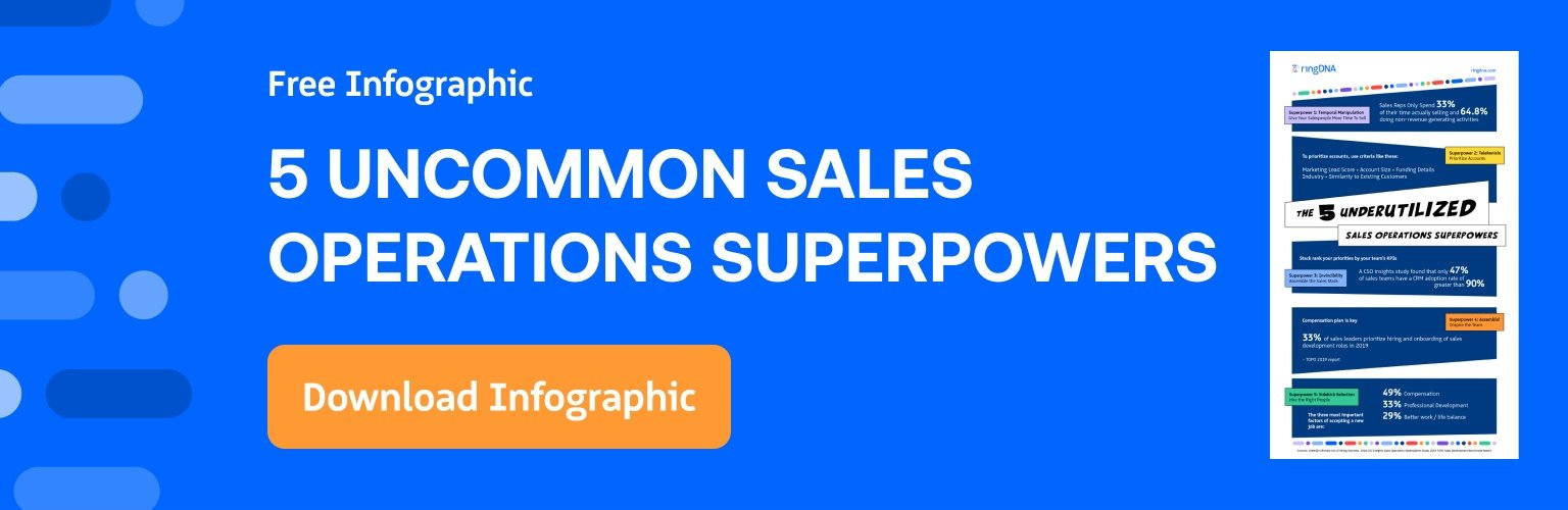 5 Uncommon Sales Operations Superpowers