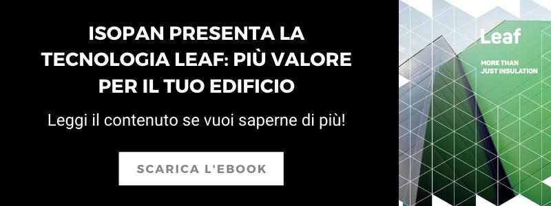 Isopan presenta la tecnologia LEAF in questo ebook esclusivo