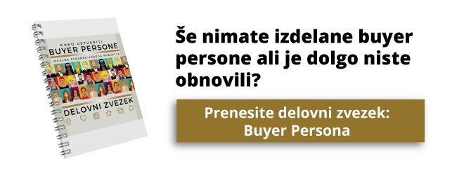 Buyer Persona Delovni Zvezek Issimo Inbound