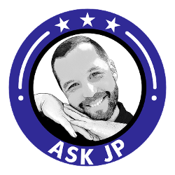 "ASK JP is an educational video series focused on technology questions answered by ""sales guy"" and corrected by a networking genious."