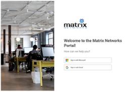Matrix Networks Client Appreciation Event