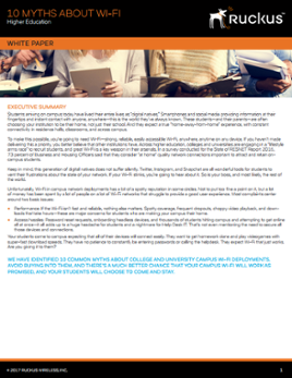 Ruckus Wireless and Matrix Networks partnering to make E-Rate easy for technology administrators looking to implement new wi-fi solutions for their schools