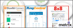 The 3 Best Ways to Use UC. RingCentral, ShoreTel, 8x8 Phone Systems
