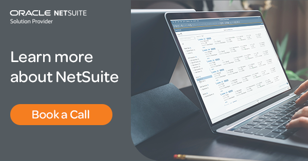 Book a NetSuite Intro Call with ProjectLine