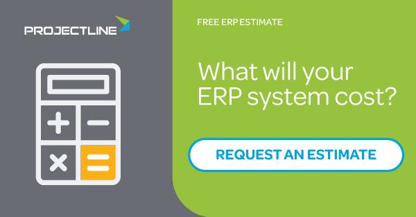 Request an ERP Price Estimate