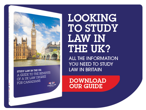 Download Study Law in the UK: A Guide to the Benefits of a UK Law Degree for Canadians