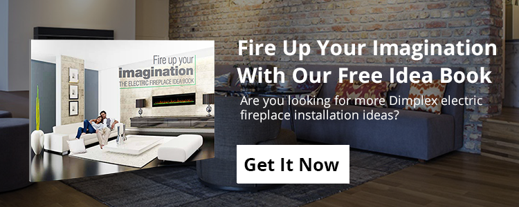 Dimplex Free Electric Fireplace Idea Book