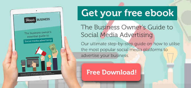 Download our free guide to social media advertising