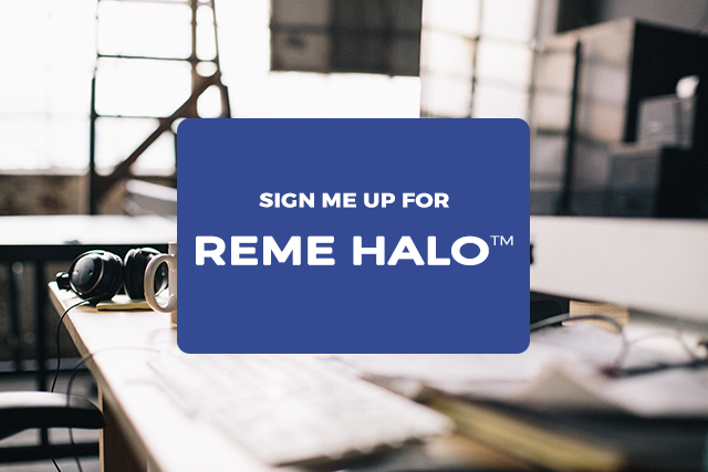 Sign Me Up for REME HALO