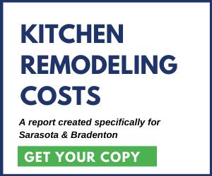 Kitchen Remodel Cost in Sarasota
