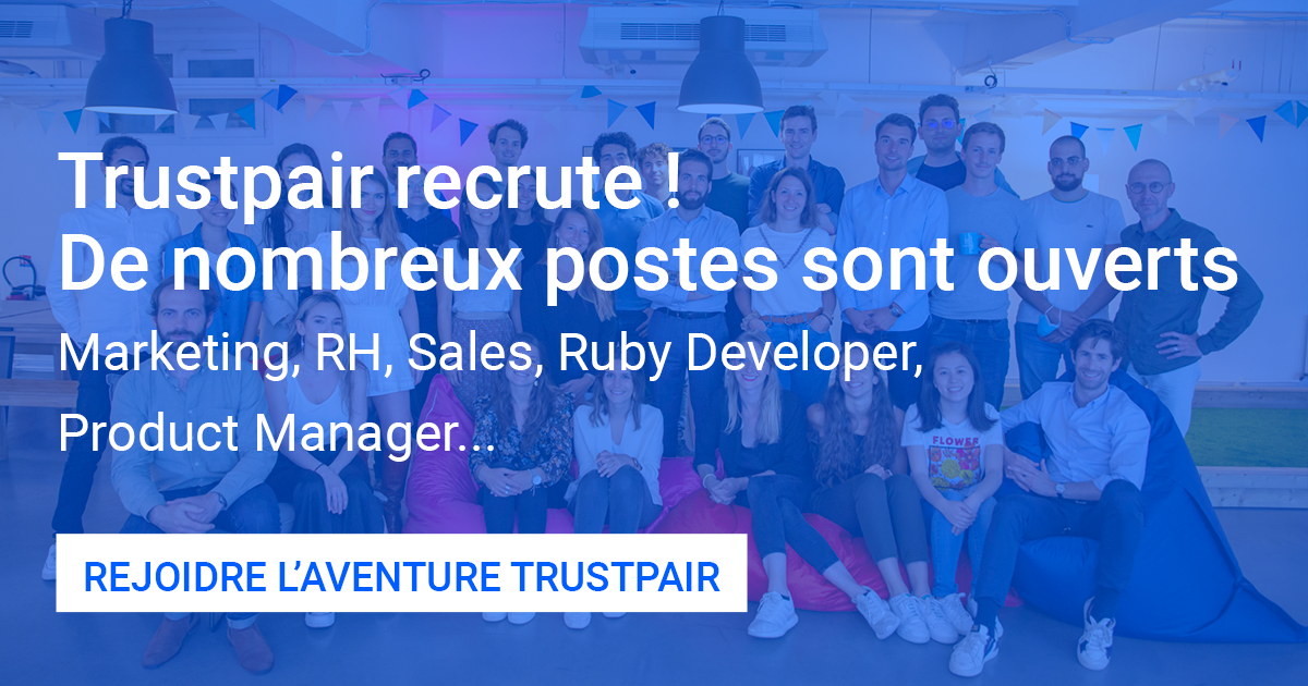 Trustpair recrute