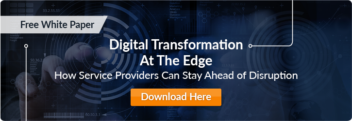 White Paper: Digital Transformation at the Edge—How Service Providers Can Stay Ahead of Disruptionhe Four Pillars of VoIP Security