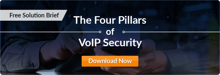 White Paper: The Four Pillars of VoIP Security