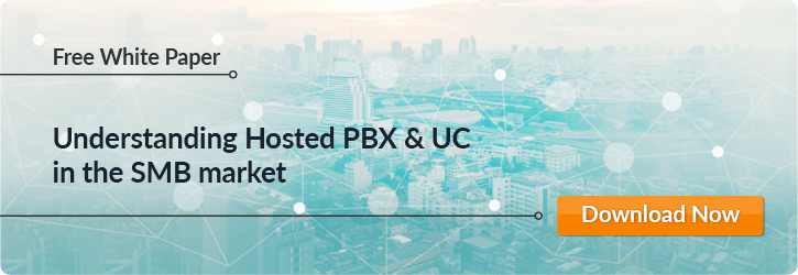 Download the free white paper called Understanding Hosted PBX and UC in the SMB Market