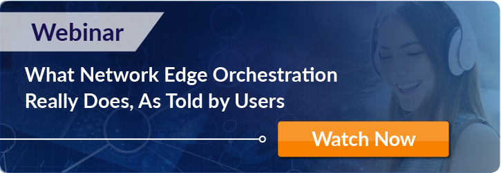Watch the Webinar: What Network Edge Orchestration Really Does, As Told by Users