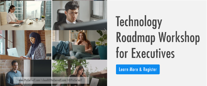 Technology Roadmap  for Executives Workshop