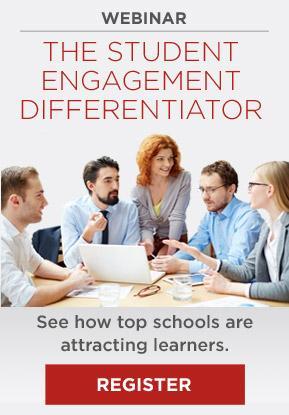 Student Engagrment Webinar for Higher Education