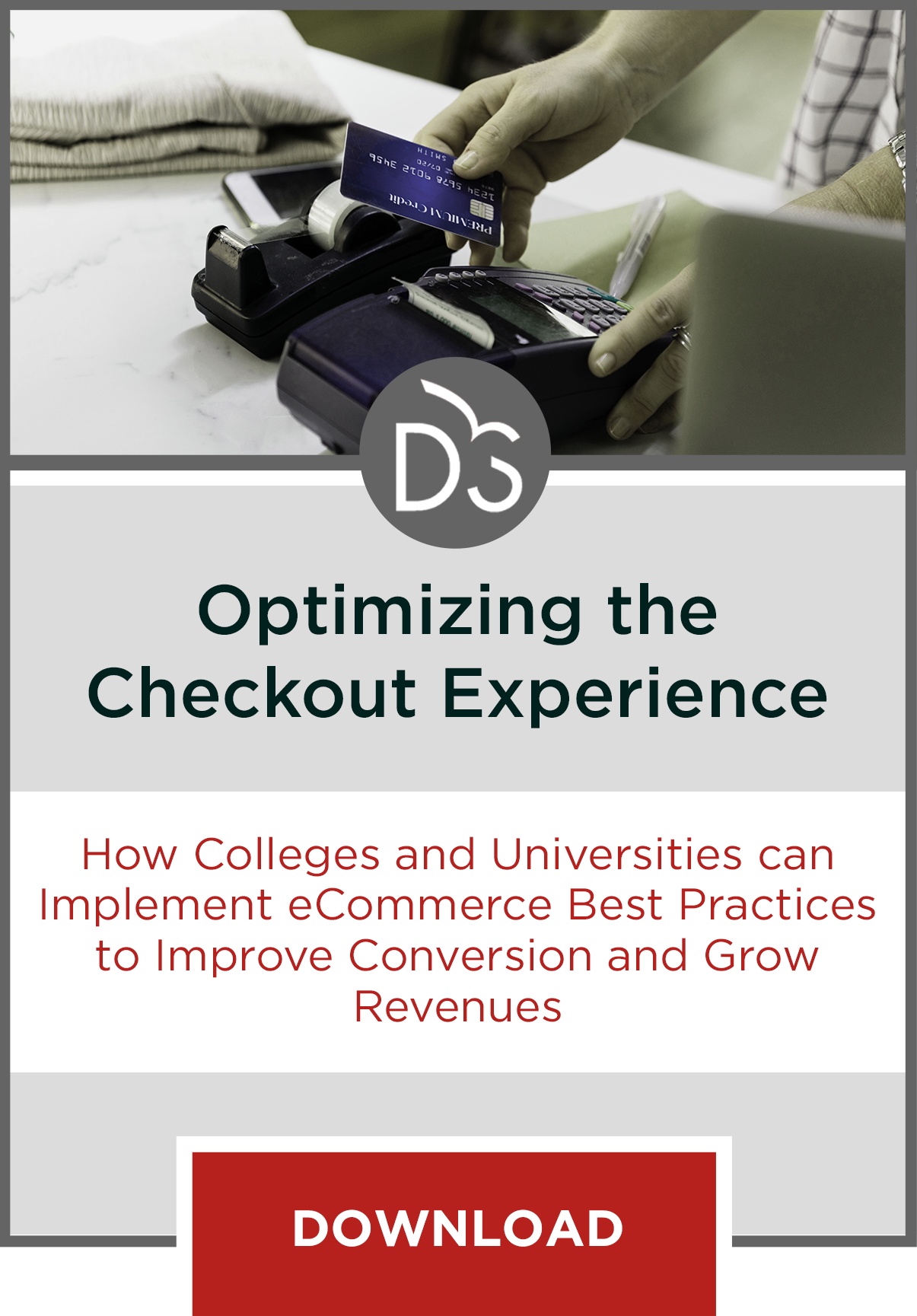 Checkout Optimization for Colleges and Universities