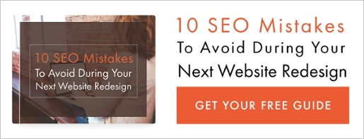 10 SEO Mistakes to avoid during your next website design
