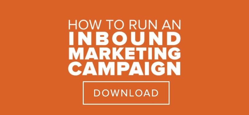 Inbound Checklist - How to run and inbound marketing campaign