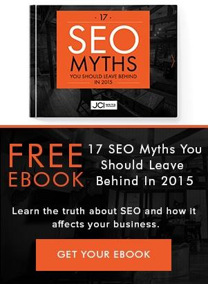 17 SEO Myths Ebook