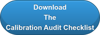 Download The Calibration Audit Checklist