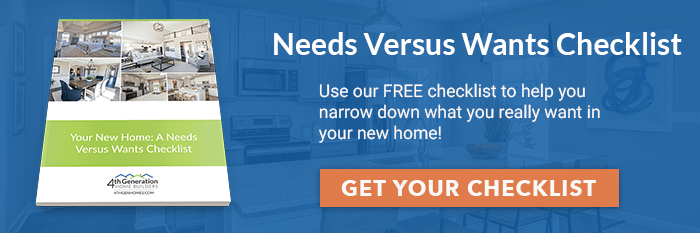 Click here to download your Needs Versus Wants Checklist now