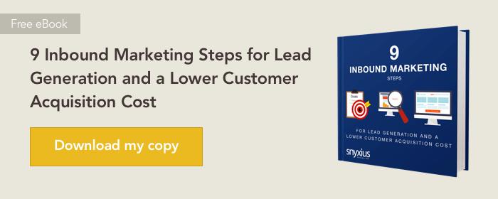 Inbound Marketing Lead Gen