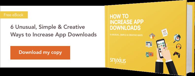 Increase App Downloads