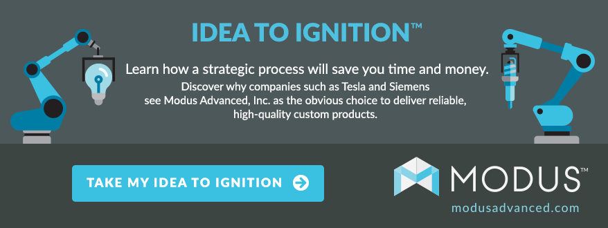 Idea to Ignition Infographic