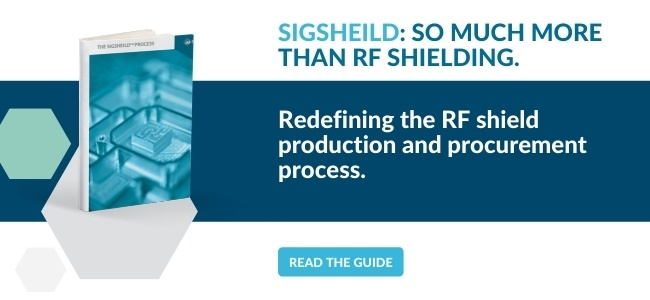 RF Shielding SigShield Whitepaper