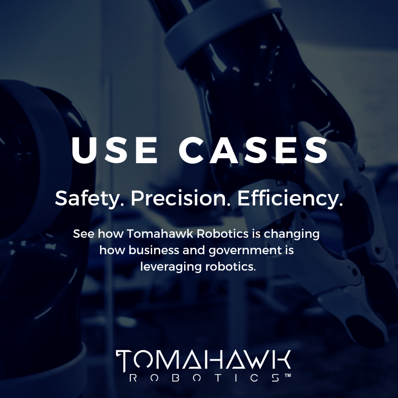 Tomahawk Robotics Use Cases