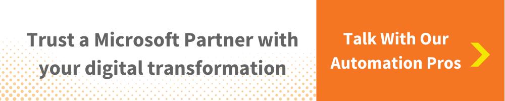 Digital Transformation with Microsoft