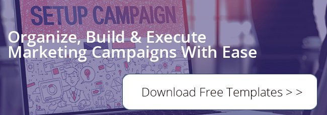 Free Marketing Campaign Template