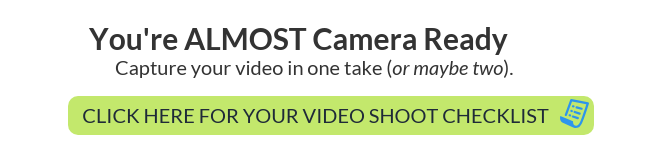 Free Video Shoot Checklist from Story Block