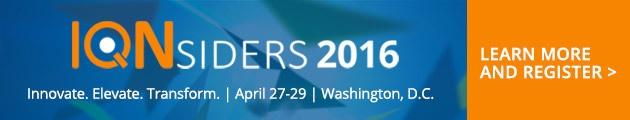 IQNsiders 2016 | Reserve your Spot!