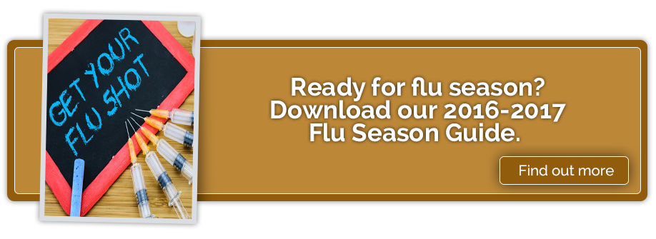 Be prepared for the 2016-2017 flu season with Velocity Care's guide