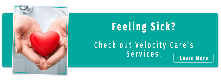 Learn about Velocity Care's healthcare services