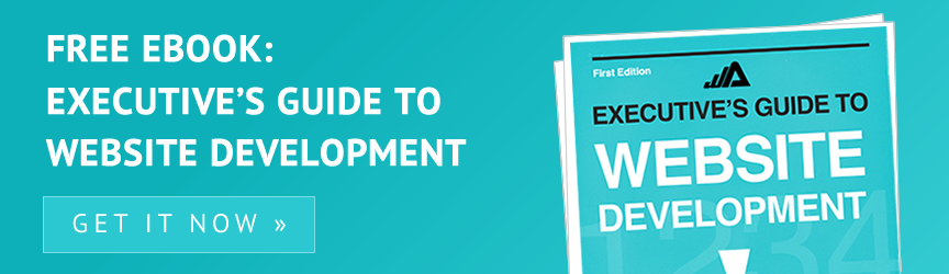 Download Executive's Guide to Website Development