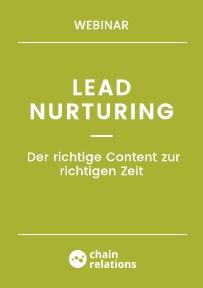 Webinar Lead Nurturing 11-12-2019