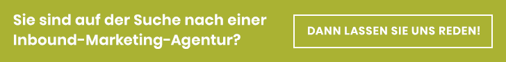 Inbound-Marketing-Agentur