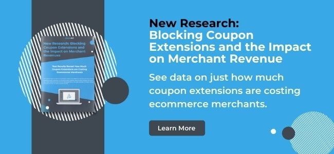 Blocking Coupon Extensions and the Impact on Merchant Revenue