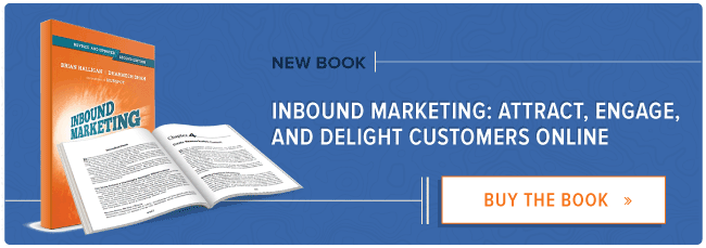 buy the inbound marketing book