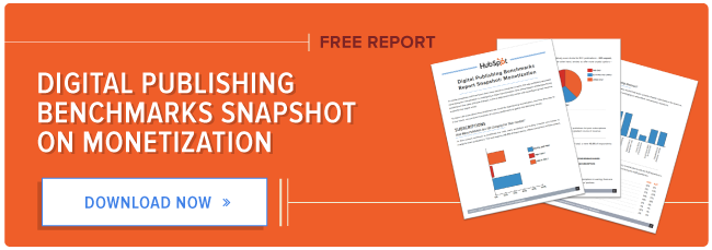 free report: publishing benchmarks