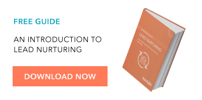 Introduction to Lead Nurturing