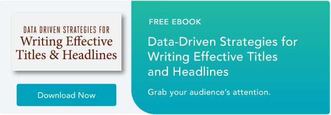 free report on writing effective titles & headlines