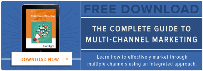 download free guide to multi-channel marketing