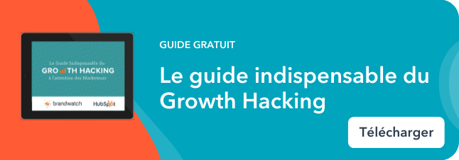 E-book : Le guide du growth hacking